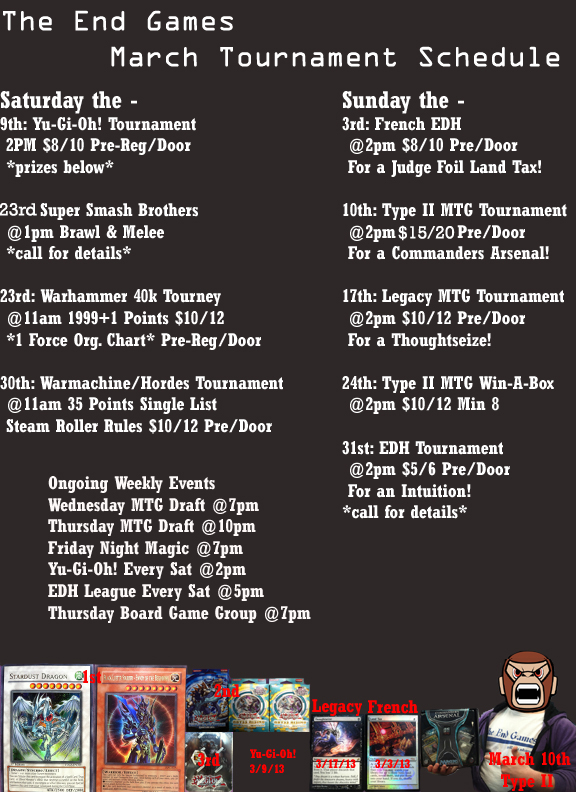 march-tournaments