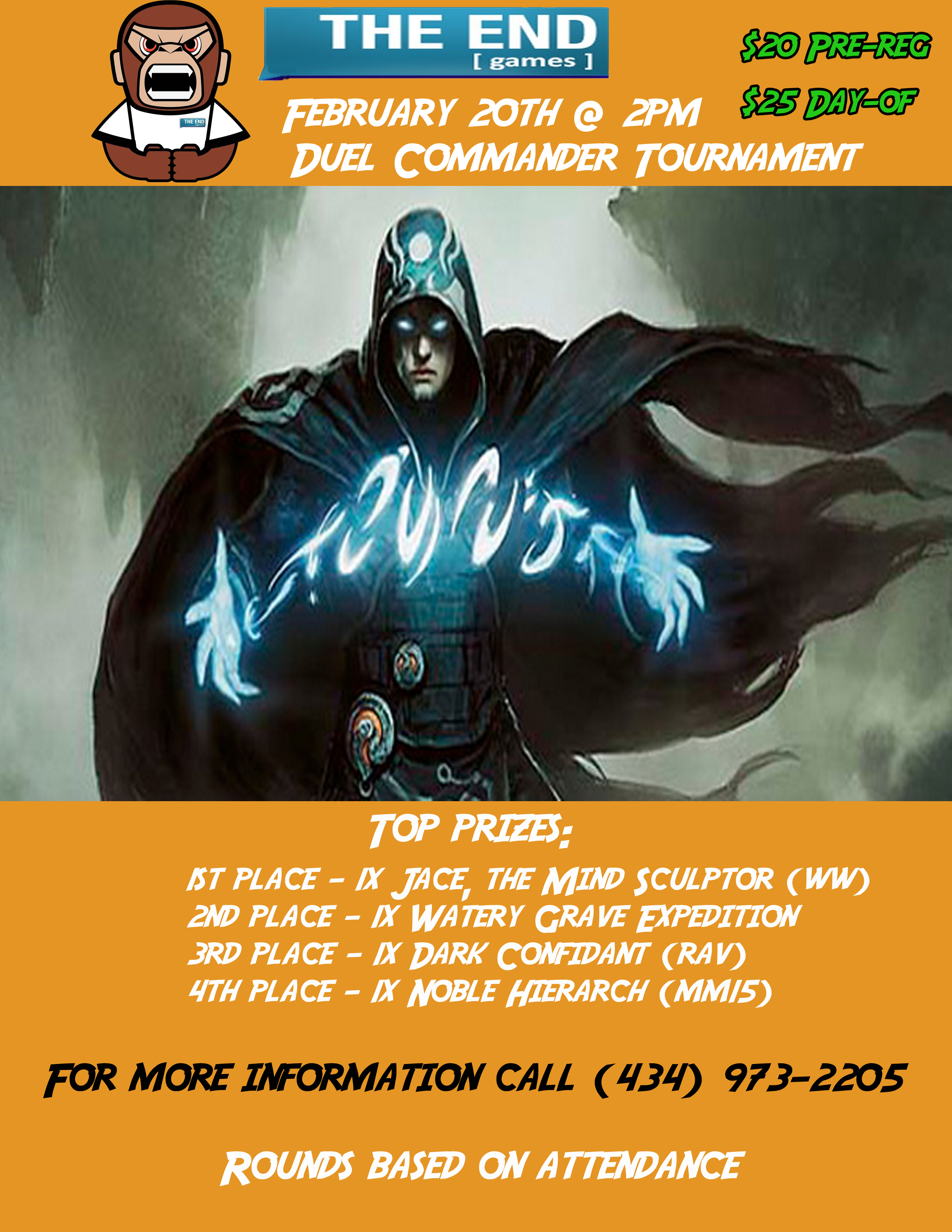 feb 20th Duel Commander Flier copy