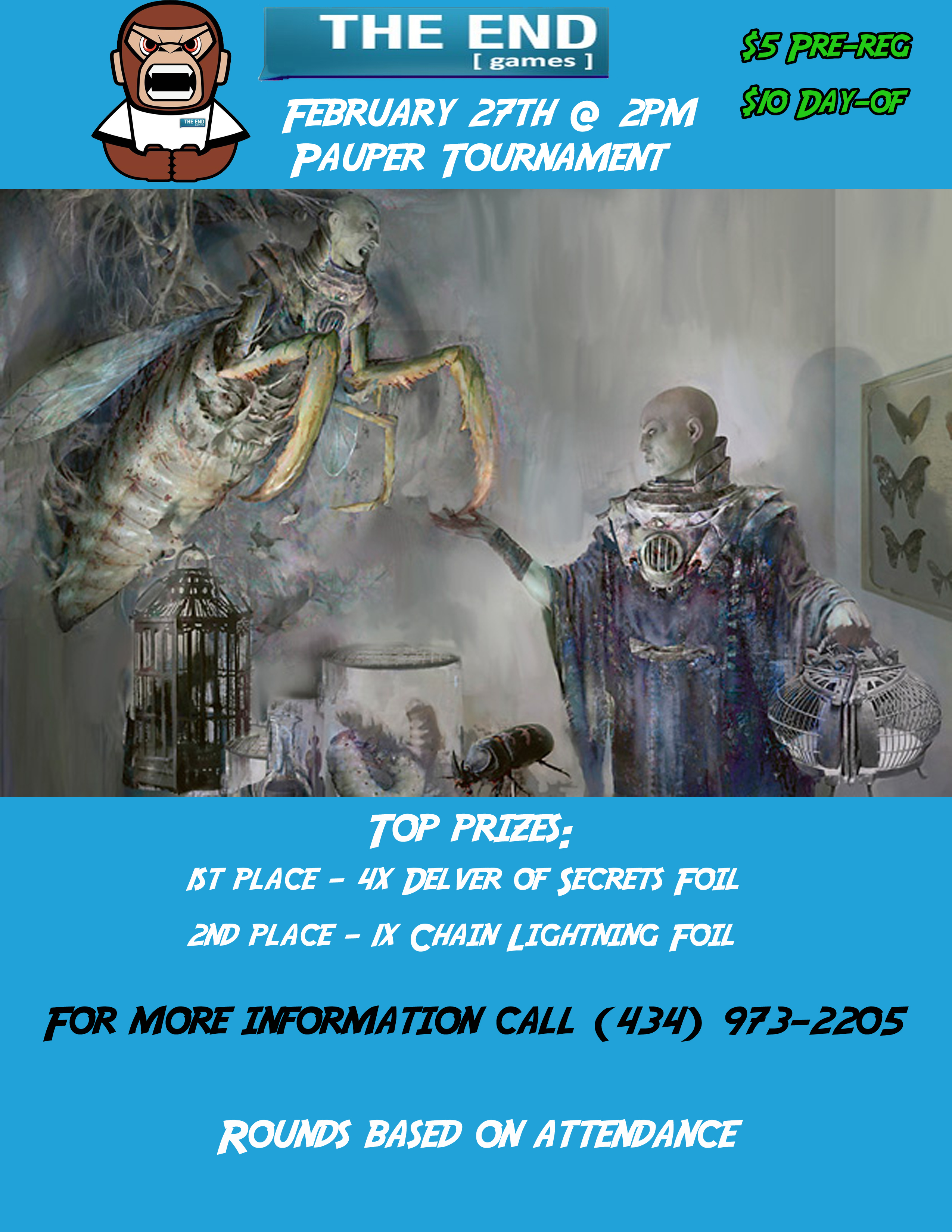 feb 27th Pauper Flier copy