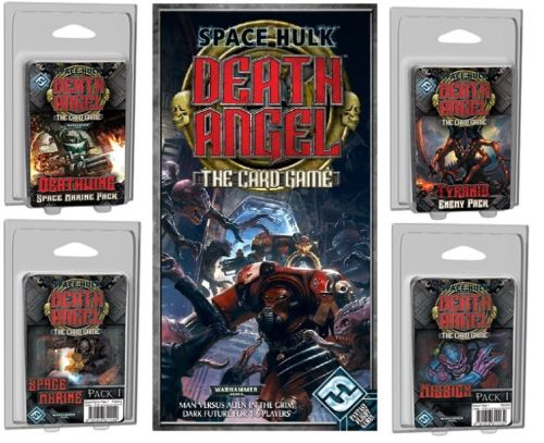 Death Angel and Expansions